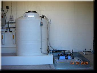 Hi-Tech Laboratory Industrial Wastewater Pretreatment Facilities