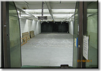 Airbone Lead Shooting Range Testing
