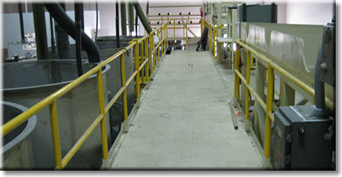 Manufacturing Facility Production Room