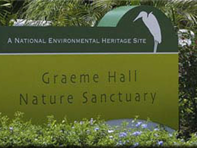 Graeme hall nature sanctuary